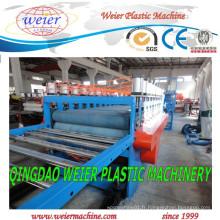 Machines en plastique avec la haute automatique pour la ligne d'extrusion de feuille de mousse de Celuka de croûte de surface de PVC