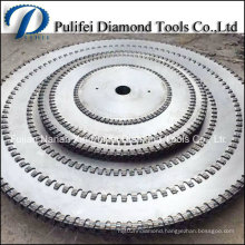 Granite Marble Basalt Stone Block Single Multi Circular Blade Cut Machine Saw Blade