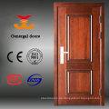 Stahl Holzfarbe Farben beenden Holz Außentür