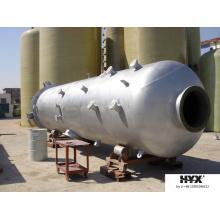 Tanques de revestimiento anticorrosivo FRP