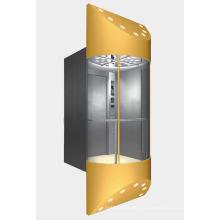 Ascenseur d'observation avec capacité 1000kg