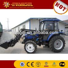 Tracción a las cuatro ruedas 80HP Farm Tractor LT804