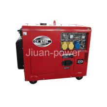 AIr cool Silent Type Diesel Generator (CDS-6700)
