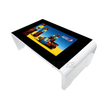 43inch android touch screen table for conference room