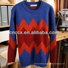 13STC5480 jacquard lady pullover christmas sweaters