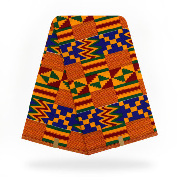 Populaire Afrikaanse wax prints stof ankara