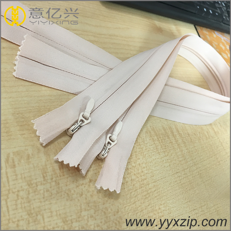 Nylon Invisible Zippers