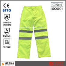 High Visibility Flame Retardant Fireproof Trouser
