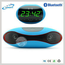 Latest High Quality Android APP Control Clock LED Display Wireless Bluetooth Speaker