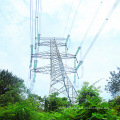 220kv Angled Iron Power Transmission Tower