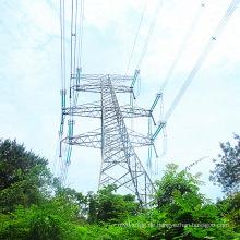 220kv abgewinkelt Eisen Power Transmission Tower