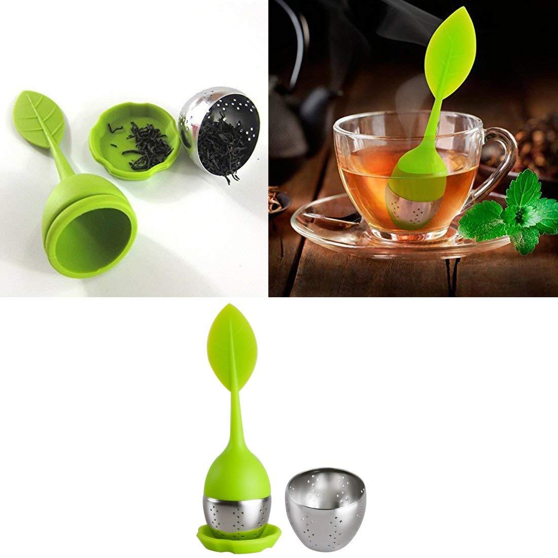 tea infuser silicone