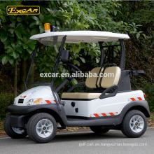 El CE aprobó el carro de patrulla barato eléctrico del carro de golf de 48 seater 2 en venta