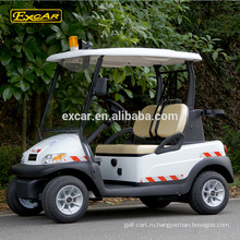 CE утвержден 48 В корзину 2 местный электрический гольф-дешевые патрульную машину для продажи