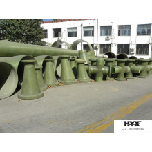 FRP Tee for FRP Pipe Fittings