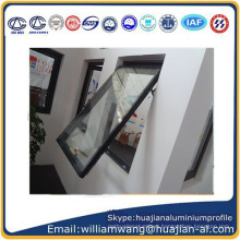 customized aluminium doors of powder coated ,shandong company