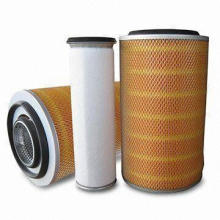 Air Filters for Car, Available in Various Models, OEM and ODM Orders are Welcome