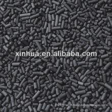 Carvão ativado por meios de filtro de aquário à base de carvão