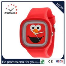 Reloj deportivo de regalo muñeca relojes pulsera de silicona Jelly Watch (DC-1314)