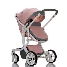 2019 New Travel Systems Riesenrad Kinderwagen Autositz Kinderwagen 3 in 1 mit Babywanne und Autositz