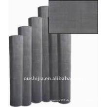 Niedrige Kohlenstoffstahl schwarze Drahtgeflecht / Tuch (Fabrik)