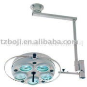 Medical equipment operation lamp with 5 reflectors