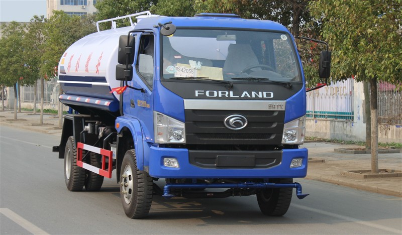 water tanker transport truck