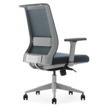 Nouveau bureau commercial ascenseur pivotant haute qualité exécutif maille et chaise en tissu