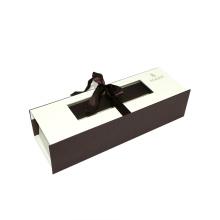 Косметический макияж подарков Роскошный зеркальный картон Eyeshadow Box