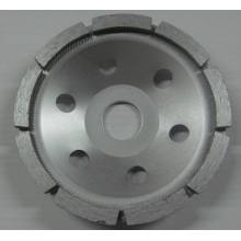 Single Row-Diamond Cup Grinding Wheel