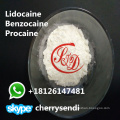Benzocaine Topical Powder Antipyrine Painkiller Local Anesthetic Drugs CAS 94-09-7