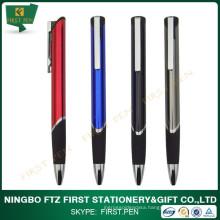 Press Triangular Metal Advertising Ball Pen