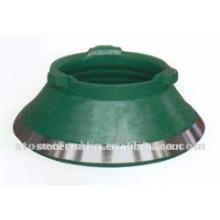 ISO9001: broyeur à cône 2008 concave et manteau