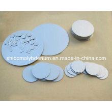 99.95% Pure Molybdenum Disc for Semiconductor Parts