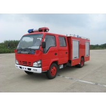 Isuzu 2000L Water Fire Fighting Truck