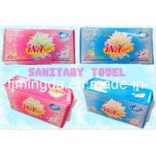 Sanitary Napkin with Wings (INA napkin)