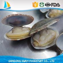 Frutos do mar congelados com baixo teor de gordura sem gordura trans