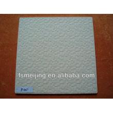 dalles en céramique réfractaire pour les fournisseurs de chauffage en mosaïque