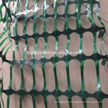 Valla de seguridad desmontable de plástico