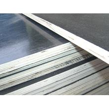 Colle de WBP de noyau de peuplier de pli de bois utilisée pour des constructions