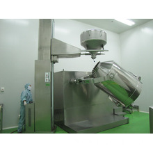 Industrial Powder Mixer Three Dimensional Mixer Powder Machine