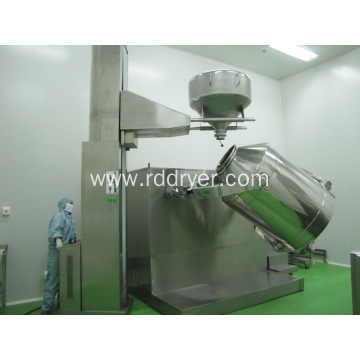SYH series sugar powder three-dimensional swing mixer