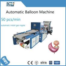 Computer-Controlled Mylar Balloon Making Machine