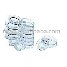 Корпус пластиковый пустой компактных теней для век