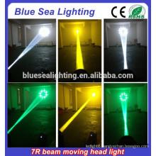 DMX512 8 prism 230 7r Osram beam moving head light