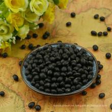 Envasado al vacío 500g venta de soja orgánica negra de soja