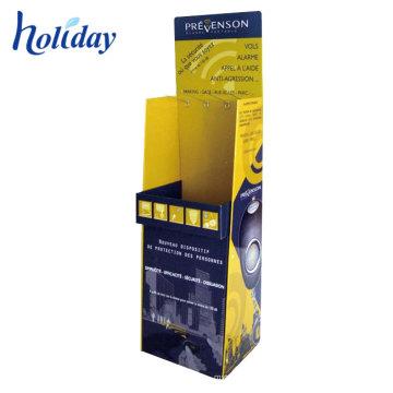 Cremalheira de exposição personalizada da imagem da qualidade superior, suporte de exposição ereto livre da imagem