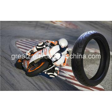 China Factory Motorcycle Tubeless Tire 140/60-17 140/70-17