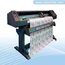 Digital Inkjet Printer for Synthetic Leather Rolls