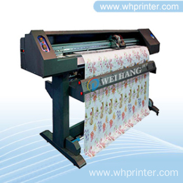 Auto-Scraping Sublimation Printer